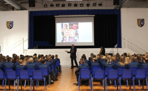 Aylesford celebrate Black History Month