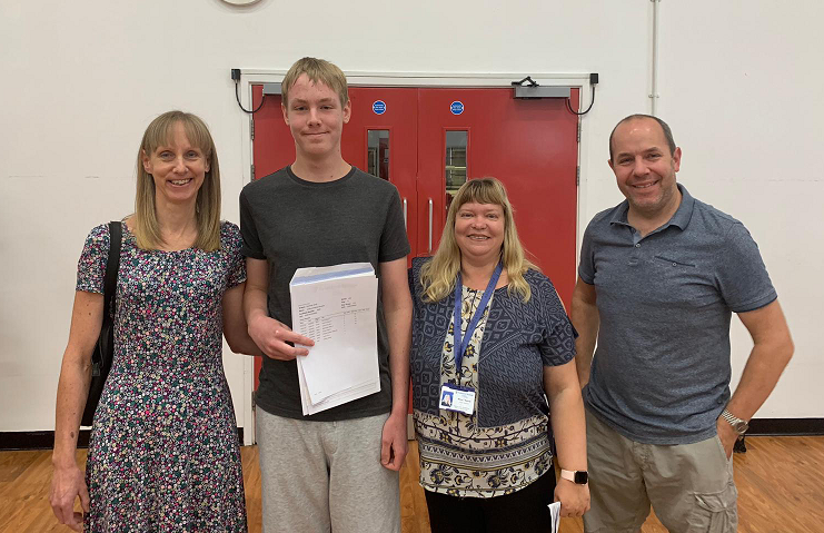 2019 GCSE result success!