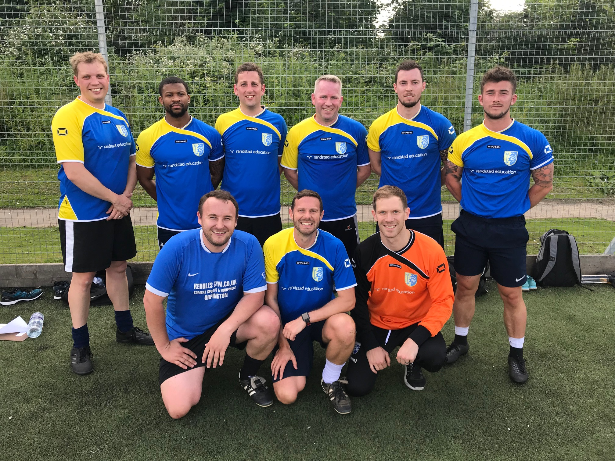 Staff Football Success