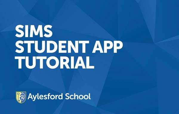 SIMS Student & SIMS Parent App