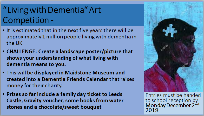 Dementia Art Competition