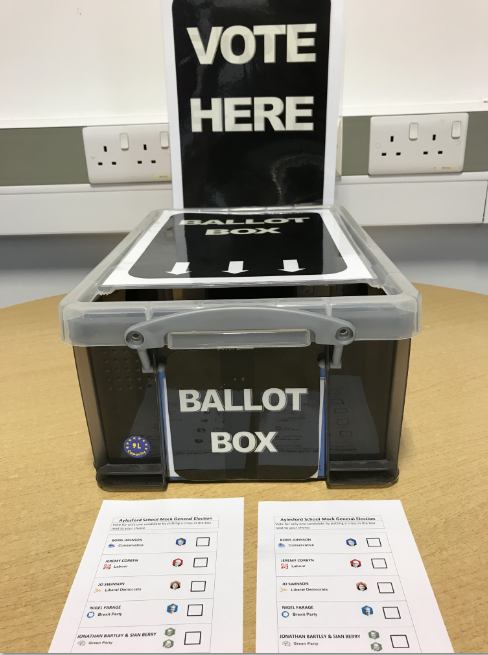 Aylesford School General Election