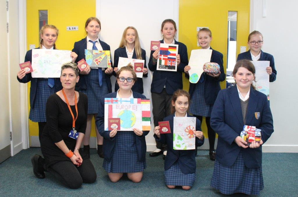Language and Art Competition Winners!