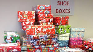 Christmas Shoe Box Appeal 2019